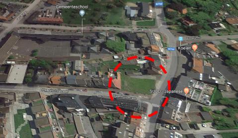 Mogelijk een nieuwe parking in het centrum?